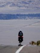 Abfahrt nach San Pedro de Atacama (Chile) - auf Asphalt!