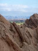 Felsen, Flüsse und die Kordillera