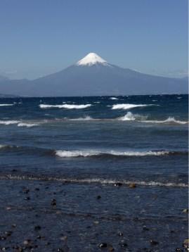 Chiles Seenregion: Vulkane, Seen und viele, viele Touristen.