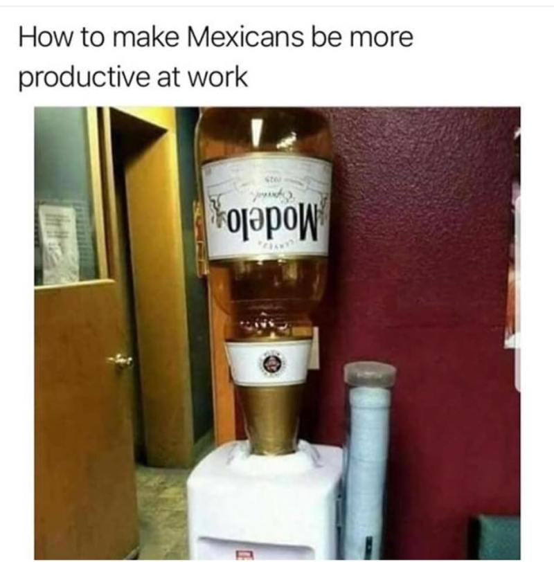 How to make Mexicans be more productive at work