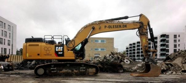 Grafko på Holbæk havnefront
