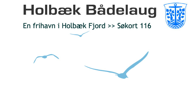 Holbæk Bådelaug - En frihavn i Holbæk fjord