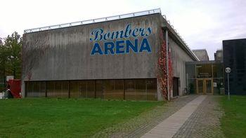 Træningerne fortsætter i Bombers Arena på seminariet helt frem til sommerferien