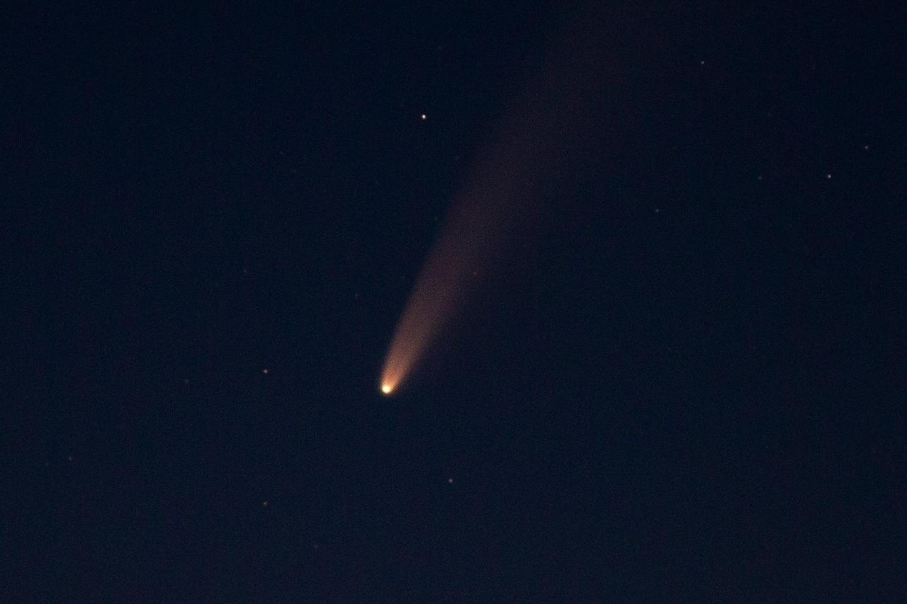 Neowise Kometen