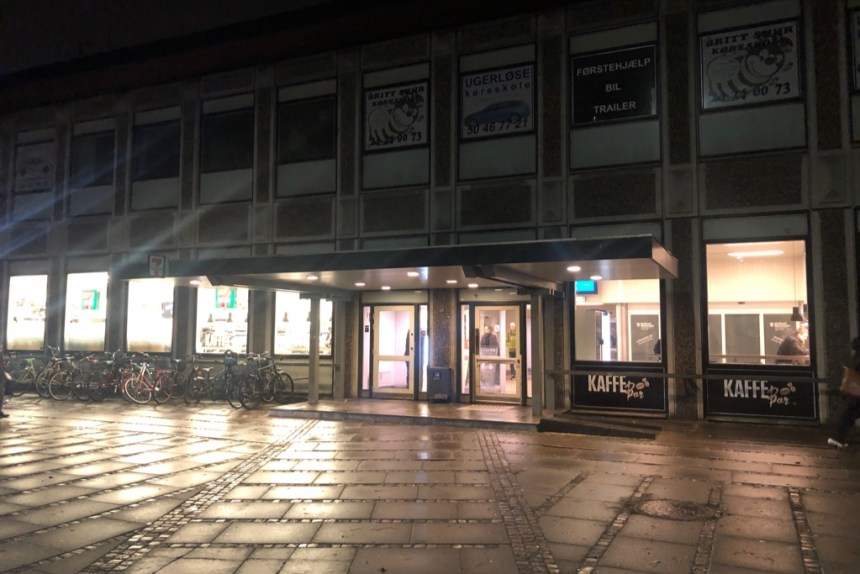 Holbæk Station
