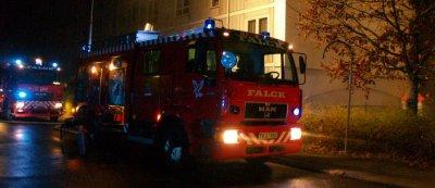 Politiet formoder at kælderbrand i Ladegårdsparken var påsat. Foto: Freelancefotografen.dk