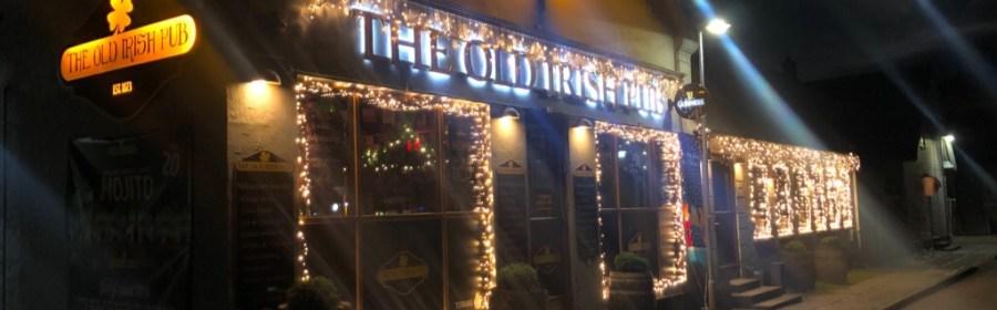 he Old Irish Pub i Holbæk.