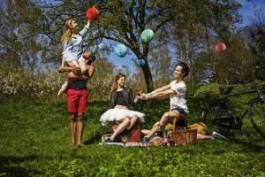 Den Kgl. Ballet optræder ikke i Strandparken i år.  PRfoto.