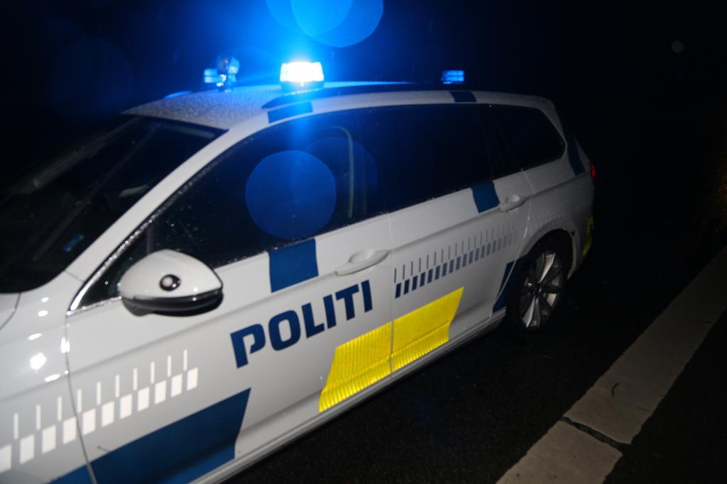 13-årig dreng kørte på ulovlig knallert