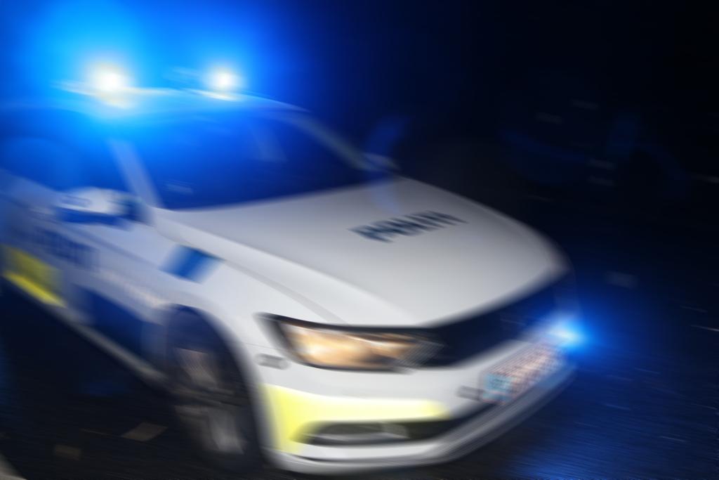 Politiet tog bilen fra 22-årig kvinde