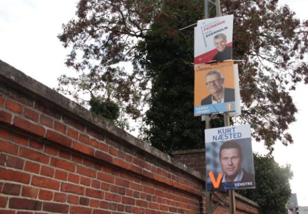 Der er 117 opstillede kandidater til Kommunalvalget den 19. november. Foto: Rolf Larsen.