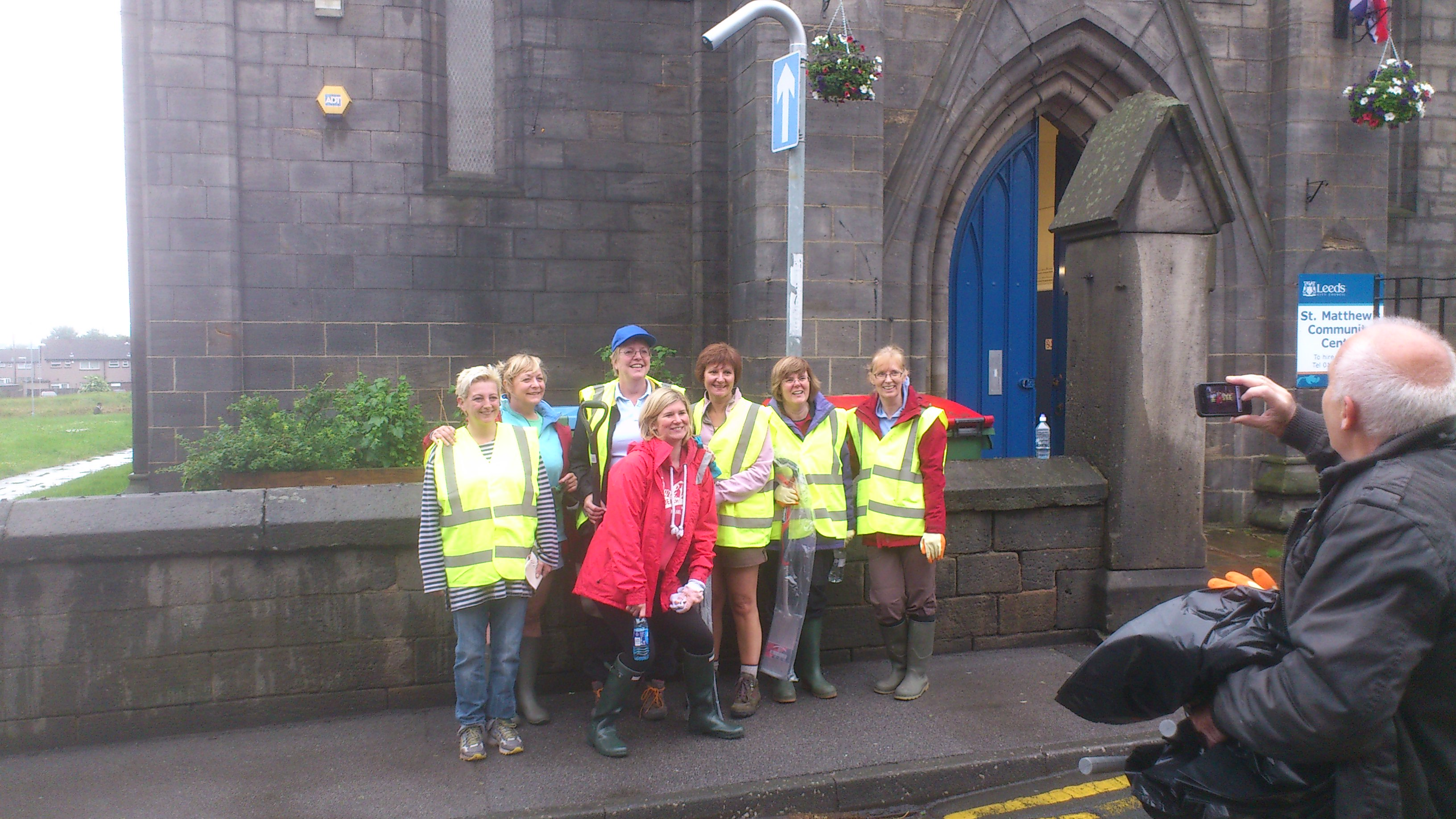 Holbeck In Bloom Improving Our Community