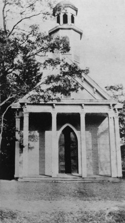 St. John's Evangelical Lutheran Church, Holbrook, NY - c.1904