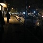 Nachts in Teheran
