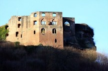 Frankenstein Castle Ruins #1
