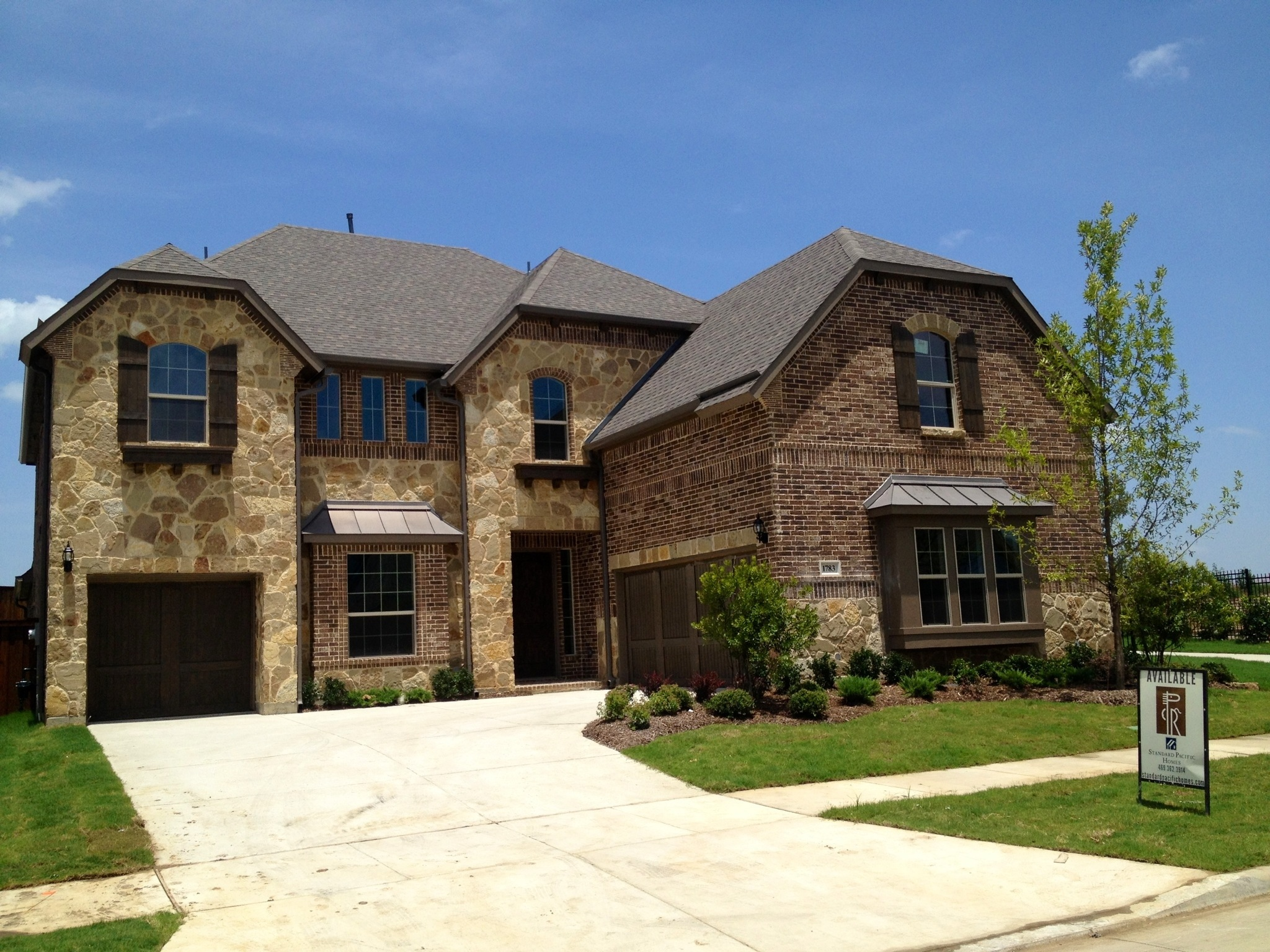 Standard Pacific Homes Frisco
