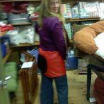 sled pants