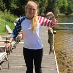 Saranac Fishin'