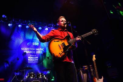 SSE Scottish Music Awards Nordoff Robbins