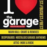 The Garage Club Nights