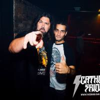 Alexander Milas (The Dark Lord) - Cathouse Rock Club 2016
