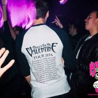 Bullet For My Valentine - Cathouse Rock Club 2016
