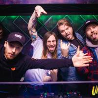 While She Sleeps - Cathouse Rock Club 2018