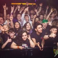 Don Broco - Cathouse Rock Club 2018