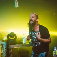 Jesse Leach - Cathouse Rock Club 2018