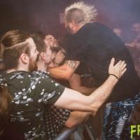 Jesse Leach - Cathouse Rock Club 2018