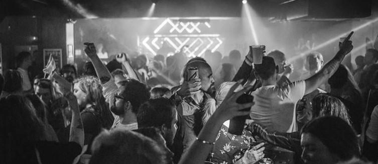 Cathouse Rock Club nightclub glasgow
