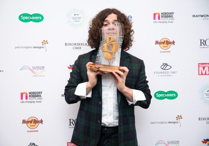 SSE Scottish Music Awards 2018 - Kyle Falconer