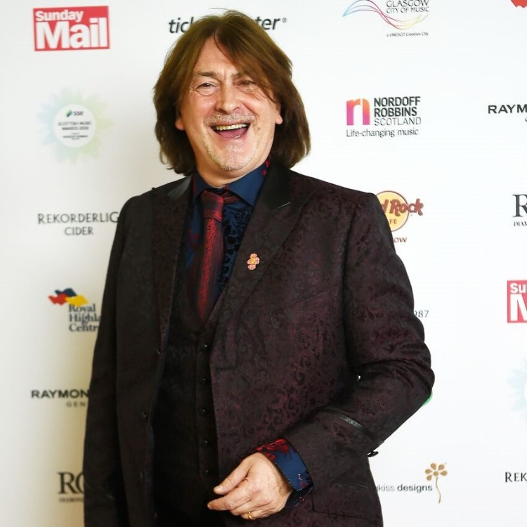 SSE Scottish Music Awards 2018 - Donald Macleod