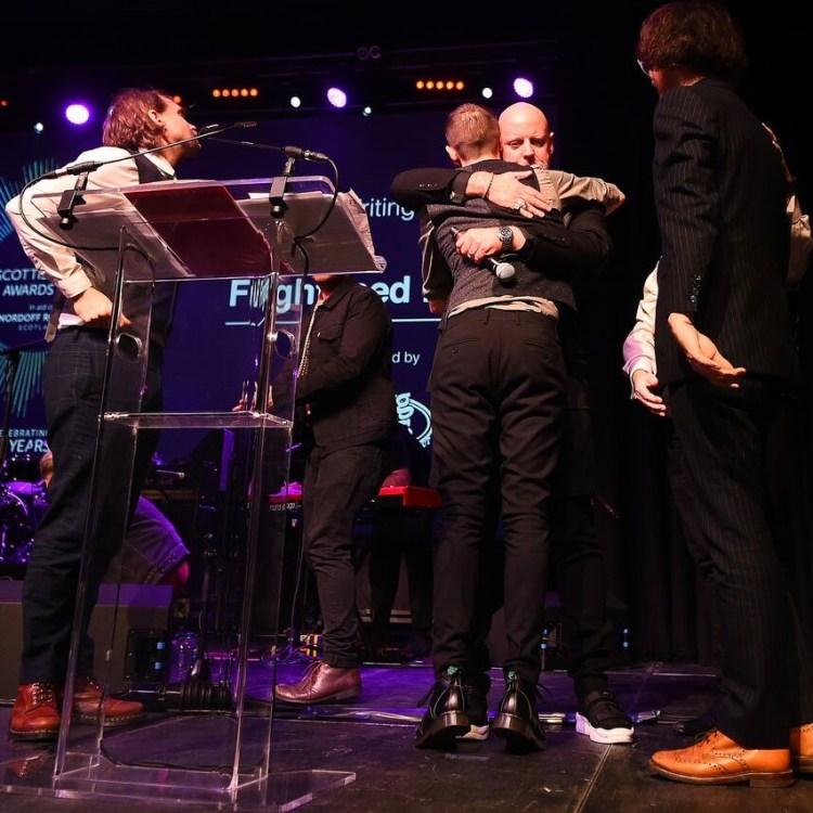 SSE Scottish Music Awards 2018 - Frightened Rabbit