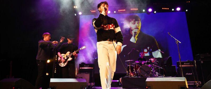 Nordoff Robbins Scotland - SSE Scottish Music Awards 2018 - Tom Greenan