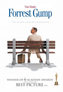 Most iconic events of 1994 - forrest gump