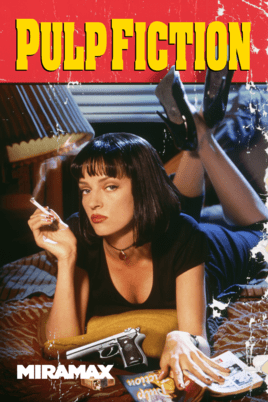 Most iconic events of 1994 - pulp fiction
