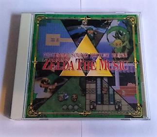 Collection Zelda en vente sur Holdies CD 6