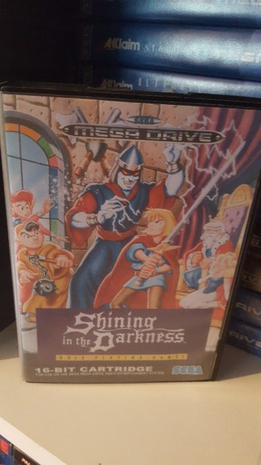 Shining Of Darkness