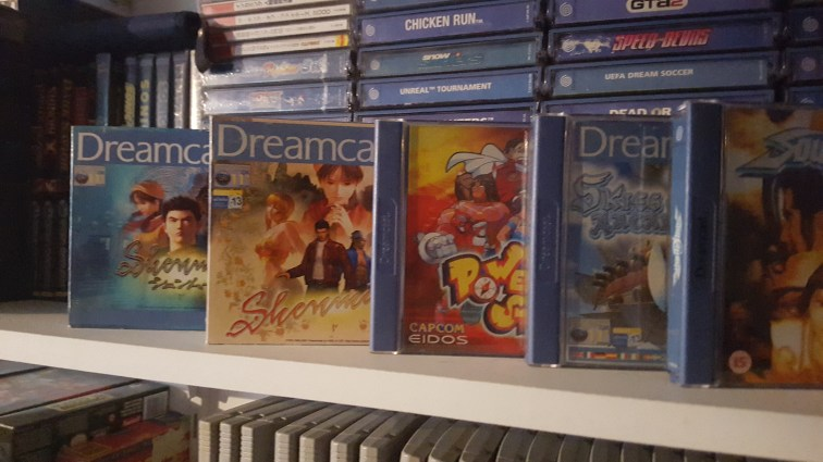 Shenmue Dreamcast Skies Of Arcadia