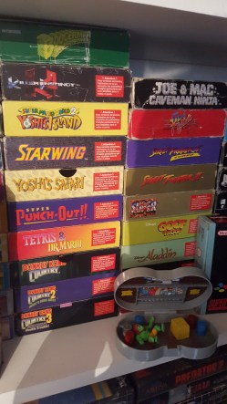 collection exceptionnelle retrogaming