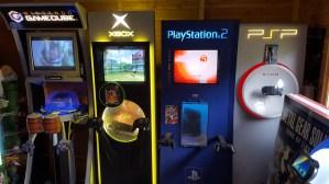 bornes d'arcade