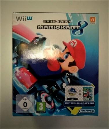 Pack Mario kart 8 Wii U édition limitée