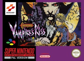 Castlevania Vampires Kiss Version Pal