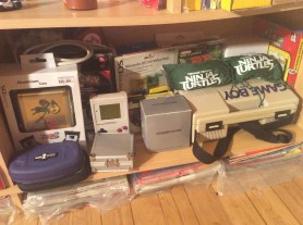 consoles retrogaming, game boy, nintendo ds, tortues ninja