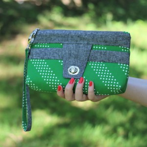 Delmar Wristlet or Bum Bag