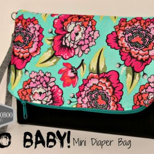 Go Baby Mini Diaper Bag