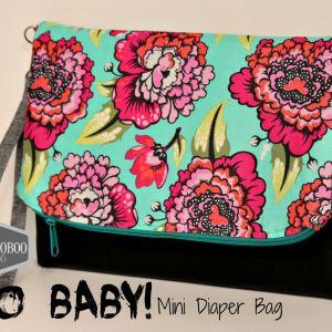 Go Baby Mini Diaper Bag