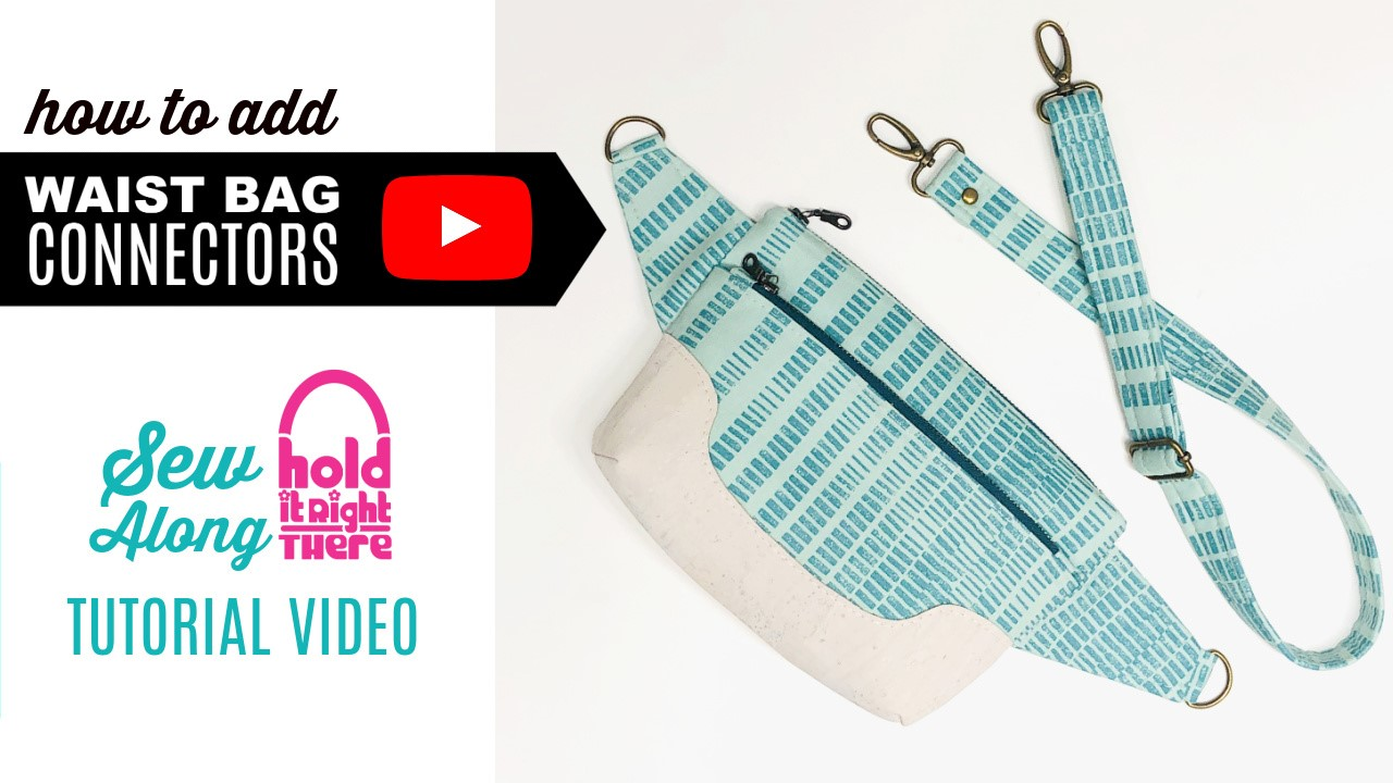 NEW VIDEO: How to Add Waist Bag Connectors