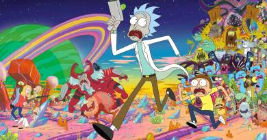 Rick and Morty – Albert Camus kedvenc sorozata